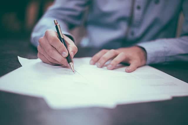 preparing legal documents