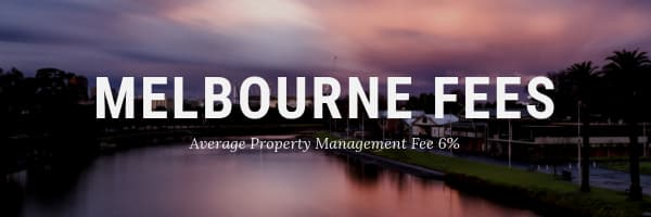 Property Management Fees Melbourne