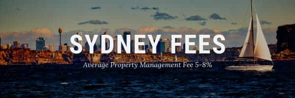 Property Management Fees Sydney